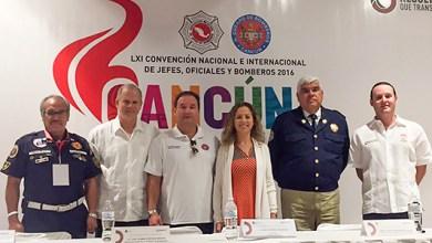 Photo of 10 países se reúnen en Cancún por el foro de capacitación de bomberos