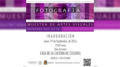 Photo of Cozumel sede de la tercera muestra de artes visuales