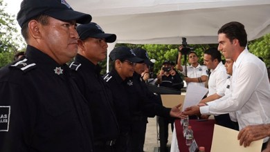 Photo of 68 policías benitojuarenses concluyen el curso de Formación Inicial