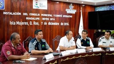 Photo of Juan Carrillo instala el comité operativo Guadalupe-Reyes