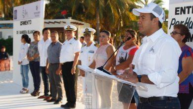 """Photo of Playa norte de Isla Mujeres es certificada nuevamente como""""White Flag"""""""