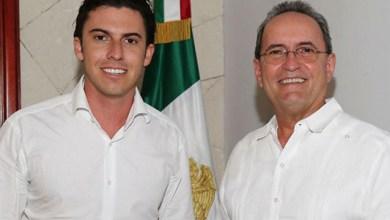 Photo of @RembertoEstrada se reune con el Secretario de Gobierno de Quintana Roo