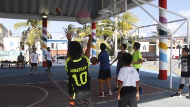 Photo of @juancarrillo58 reacondiciona parques en la insula y zona continental