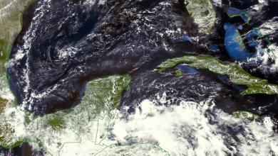 Photo of Pronostican tormentas fuertes a puntuales muy fuertes en el centro y sur de Q. Roo