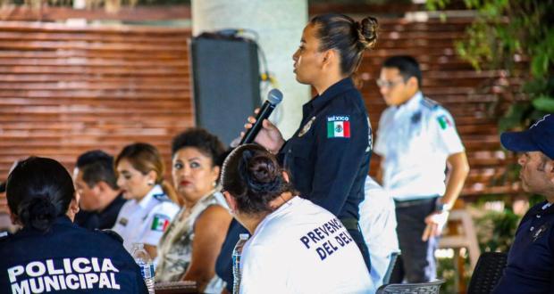 """Isla Mujeres fue sede de la """"Quinta Reunión Estatal de Enlaces Municipales de Prevención de Delito"""" - Cancún Mio"""