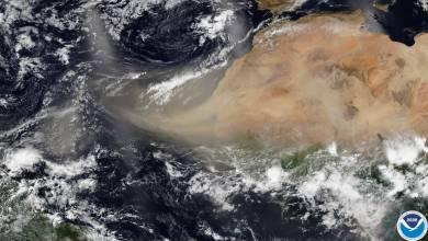 Photo of Polvo del Sahara no representa un riesgo para Cancún