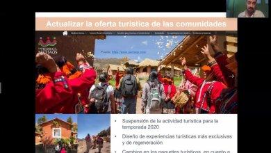 """Photo of Estudiantes de la UT de Cancún organizaron el Webinar 2020 """"Identidad Cultural: Fortaleza turística del destino"""""""