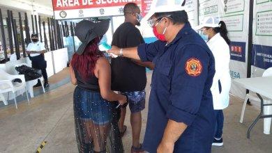 Photo of De julio a agosto más de 1700 personas pasaron por filtros sanitarios en Cozumel