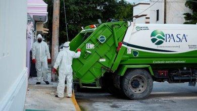 Photo of Mantienen recolección especial de desechos sólidos en hospitales de Cozumel