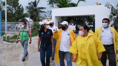 Photo of Supervisan puntos estratégicos en Puerto Morelos