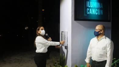 Photo of Avanza programa de iluminación en Cancún