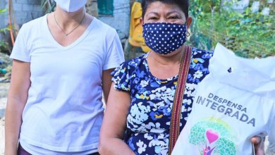 Photo of Benefician con apoyo alimentario a las familias de Cozumel