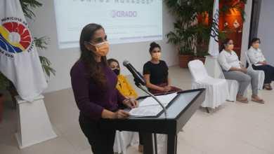 Photo of Con «Punto Morado» detectaremos la violencia contra la mujer en Cancún: @MaraLezama