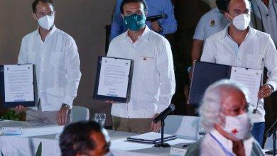 Photo of Cozumel se suma al Pacto de Reactivación Económica Responsable de Q. Roo