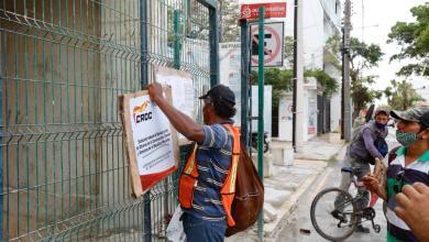 Photo of Obreros exigen  ser representados por la CROC en Solidaridad