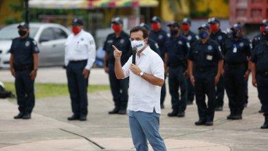 Photo of Ratifica @PedroJoaquinD al director de seguridad publica en Cozumel