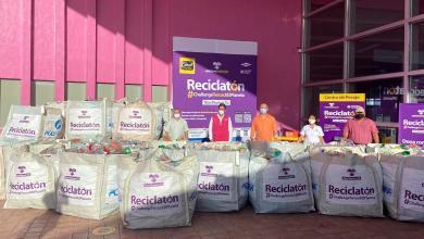 Photo of Reciclatón reúne 900 kilos de pet para el Teletón