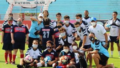 Photo of Cancún FC juega a favor de la inclusión social