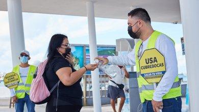 Photo of #PonteTruchaConEstaLucha continúan concientizando a turistas y sociedad en Cozumel