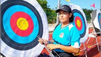 Photo of Arquera quintanarroense con la mira en los juegos Panamericanos