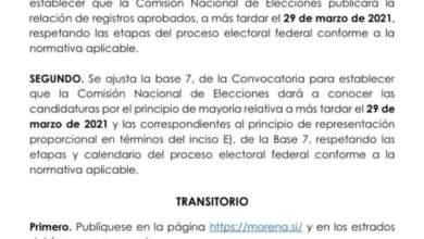 Photo of Aplazan designación de candidatos de MORENA en Quintana Roo