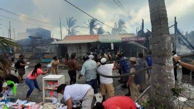 Photo of Freidora de un restaurante provoca incendio en Isla Mujeres