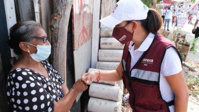 Photo of Propone ser @LauFdzOficial aliada de la clase trabajadora en Quintana Roo
