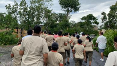 Photo of Trabajadores iniciaron una protesta de brazos caídos en Solidaridad