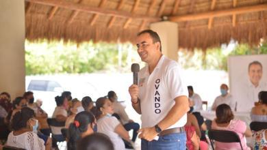 Photo of Inician campañas candidatos de la alianza «Va por México» en el distrito 1 al 4