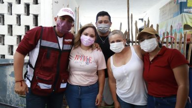 Photo of Respalda ciudadanía en Isla Mujeres a Chato Bacelis