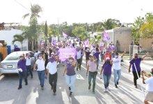 Photo of Se declara Yazmin Vivas lista para el debate político