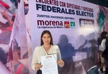 Photo of Legislar a favor del pueblo, firma Anahí González carta compromiso