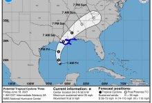 """Photo of Posible Tormenta Tropical """"Claudette"""" impactaría a Luisiana el sábado"""