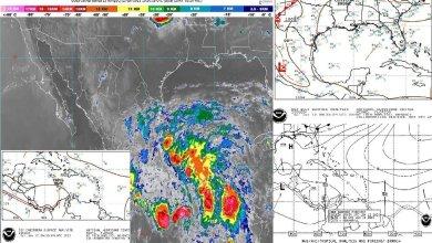 Photo of Lluvias con tormentas el pronostico del clima en Cancún