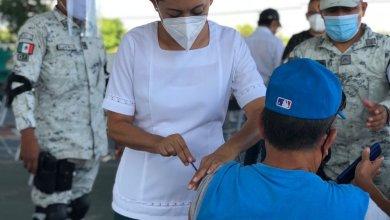 Photo of Adultos mayores recibirán la segunda dosis de la vacuna AstraZeneca en Cancún