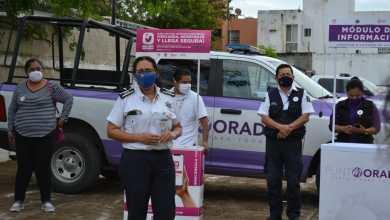 Photo of Punto Morado previene situaciones de violencia en Cancún