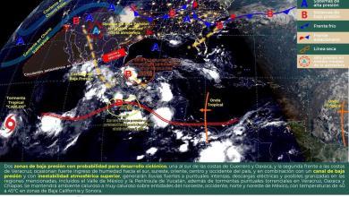 Photo of Posible evento ciclónico no afectará a Q. Roo: Protección Civil