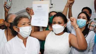 Photo of Nuestro triunfo fue limpio y legal: Blanca Merari