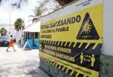 Photo of Instalan señalamientos en zonas de alto riesgo Covid-19 en Puerto Morelos