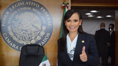 Photo of Se registra @LauFdzOficial como diputada federal