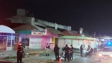 Photo of Refuerzan seguridad en Cancún con  «Operativo Vive Seguro Benito Juárez»