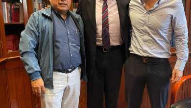 Photo of Marciano Dzul fortalece alianza con el Senado de la República