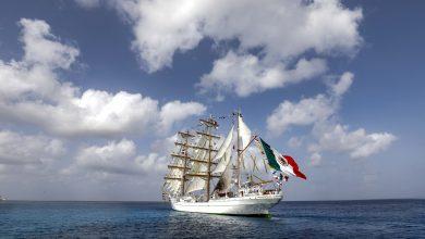 Photo of Buque de la Armada de México en Cozumel navegará hacia Dubái