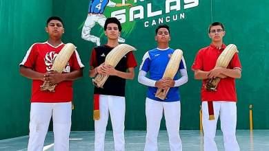 Photo of Festival Internacional de Jai Alai en el Frontón Salas de Cancún