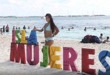 Photo of Playas de Isla Mujeres continúa atrayendo al Turismo nacional e internacional