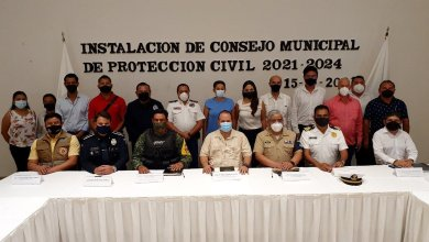 Photo of Puerto Morelos: Se instala el Consejo Municipal de Protección Civil