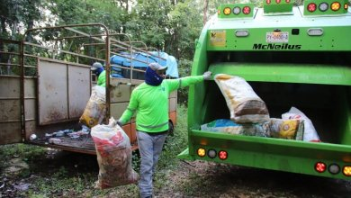Photo of Inicia en la Ruta de los Cenotes operativo emergente de recolecta de basura