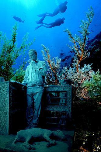 Museo Subacuatico de Arte