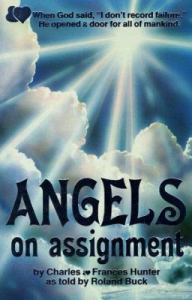 angels on assignment book cover
