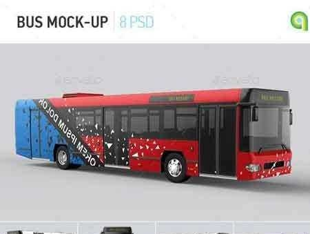 1705009 bus mock up 11756075 freepsdvn